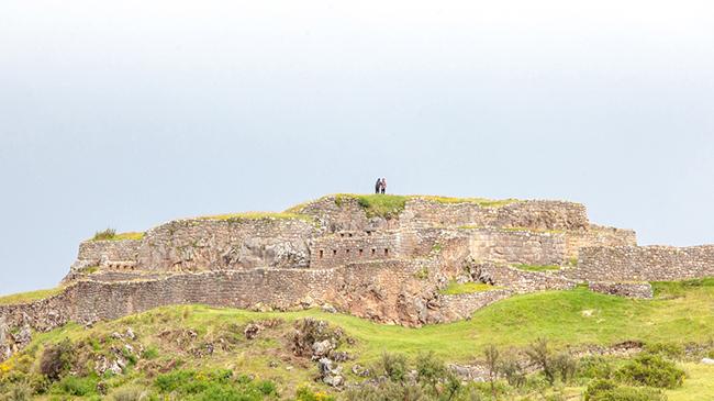 Sacsayhuaman Fortress Ruins